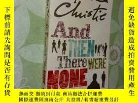 二手書博民逛書店(英文原版)罕見And Then There Were None