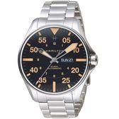Hamilton漢米爾頓卡其航空系列Khaki Pilot機械腕錶 H64725131