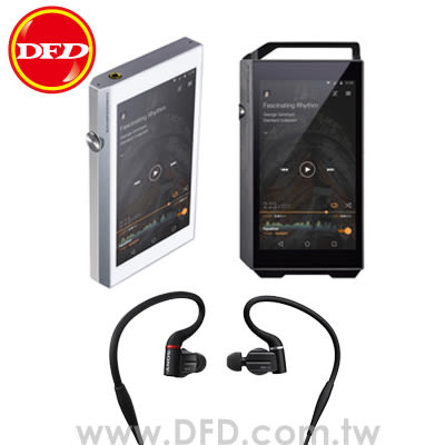 (優惠組合包) 索尼 SONY XBA-Z5 耳掛式平衡電樞耳機 + 先鋒 PIONEER XDP-100R 數位影音播放器 公司貨