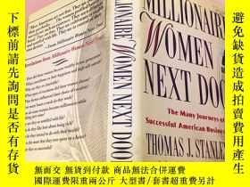 二手書博民逛書店Millionaire罕見Women Next Door 【實物拍照】Y4224 Thomas J. Stan