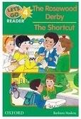二手書博民逛書店 《The Rosewood Derby: The Shortcut (Let s Go Reader)》 R2Y ISBN:0194364763│Hoskins