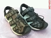 MS01650 愛麗絲的最愛 防水必備~ LOTTO輕量織帶運動涼鞋/男款平底涼鞋/護趾涼鞋