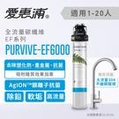 愛惠浦EVERPURE 全流量強效碳纖維...