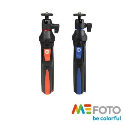 MeFOTO 美孚 MK10 自拍腳架-附藍芽遙控器 藍