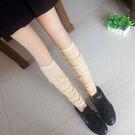 襪套 素色薄款 堆堆襪 百變襪套【FS006】 icoca  12/08
