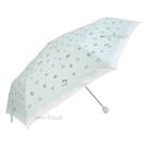 日本 迪士尼 Disney 折傘/晴雨傘/摺疊傘 55cm 瑪莉貓 Marie cat