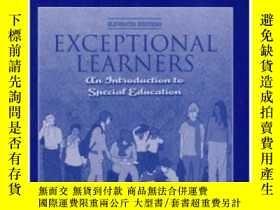 二手書博民逛書店Cases罕見For Reflection And Analysis For Exceptional Learne