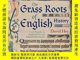 二手書博民逛書店The罕見Grass Roots Of English HistoryY256260 David Hey Bl