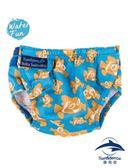 兒童泳衣 嬰兒游泳尿布褲 小丑魚 康飛登 KONFIDENCE 歐洲嬰幼兒功能泳裝領導品牌
