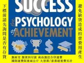 二手書博民逛書店自我管理之書罕見英文原版 DK-Success: The Psychology of Achievement De
