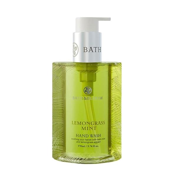 【南紡購物中心】Bath & Bloom 檸檬草薄荷香氛洗手乳170ml