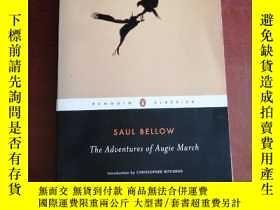 二手書博民逛書店The罕見Adventures Of Augie MarchY177301 Saul Bellow Pengu