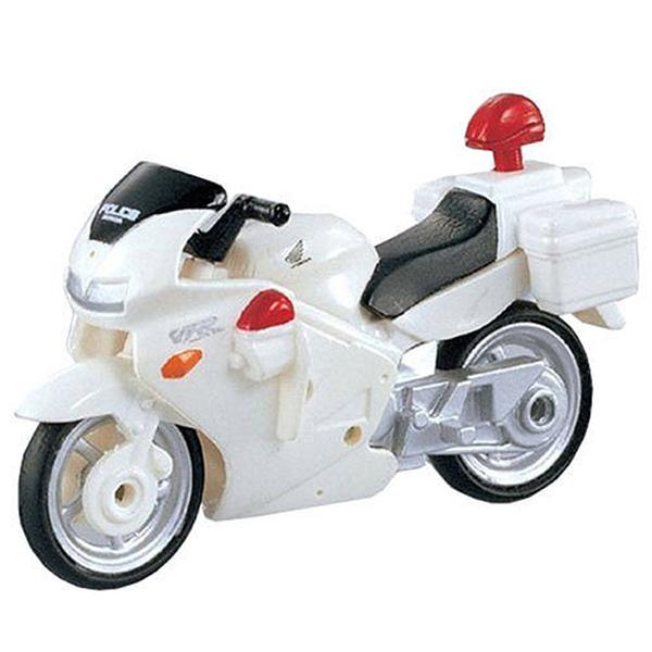 TOMICA NO.004 HONDA VFR800 MOTORCYCLE TM004A 多美小汽車