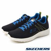 SKECHERS BURST運動系列 黑 52108BKBL 男鞋