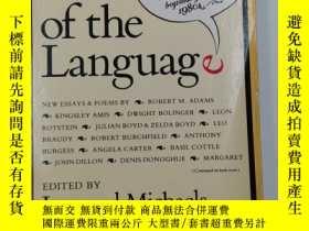 二手書博民逛書店The罕見State of the LanguageY19139 Leonard Michaels Unive