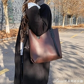 托特包大容量大包女新款潮時尚百搭單肩包冬季高級感網紅洋氣托特包 快速出貨