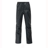 [Rab] Downpour Pants 男防水透氣功能褲 - 黑 (QWF-62-BL)