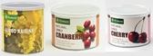 O'natural歐納丘美國加州藤掛葡萄乾、整顆櫻桃乾、整顆蔓越莓乾