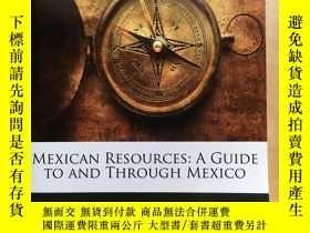 二手書博民逛書店Mexican罕見Resources a Guide to an