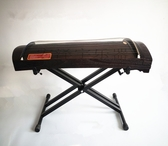 古箏架子支架演出便攜式小半箏雙x架多功能電子琴架鍵盤架
