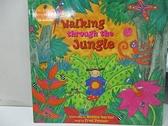 【書寶二手書T8/原文小說_D62】Walking Through the Jungle_Harter, Debbie (ILT)/ Penner, Fred (CON)