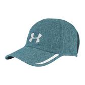 UA Shadow ArmourVent [1278207-919] 男 帽 運動 休閒 遮陽 透氣 反光 可調 綠