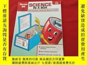 二手書博民逛書店SCIENCE罕見IN A BOX【4-6】Y179070 SC