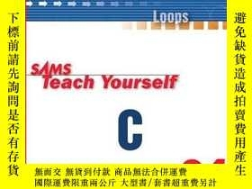 二手書博民逛書店Sams罕見Teach Yourself C In 24 HoursY256260 Zhang, Tony M