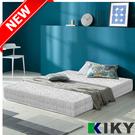 預購【3-軟硬適中】雙面可睡 租屋客首選│二代韓式彈簧床墊 5尺雙人標準 KIKY~2Korea