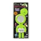 小綠人LED燈放大鏡/置物架