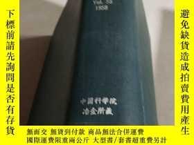 二手書博民逛書店JOURNAL罕見DE CHIMIE PHYSIQUE.Vol.