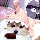 寵物貓咪狗狗洗澡毛巾 純棉吸水毛巾可愛卡通 浴巾  范思蓮恩