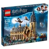 LEGO 樂高 哈利波特 75954 霍格華茲大廳 Hogwarts Great Hall 【鯊玩具Toy Shark】