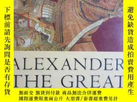 二手書博民逛書店英文原版罕見Alexander the great at War