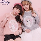 上衣 Ruby x AKB48TeamTP設計•兔子長袖上衣-Ruby s 露比午茶