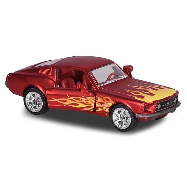 Majorette 美捷輪 VINTAGE DELUXE 復古盒裝車 福特 野馬 FORD Mustang FASTBACK 1967 TOYeGO 玩具e哥