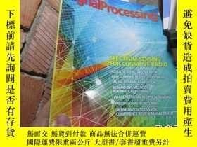 二手書博民逛書店ieee罕見signal processing magazine