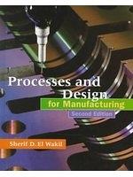 二手書博民逛書店《Processes and design for manufa