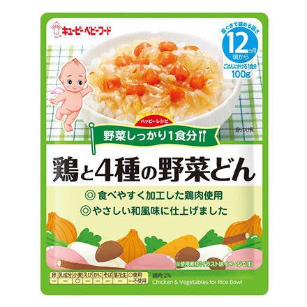 Kewpie VR-2 隨行包-野菜雞肉丼 (100g)