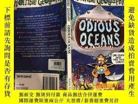 二手書博民逛書店odious罕見oceans 可惡的海洋Y200392