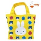 【SAS】日本限定 miffy 米菲兔 cat小花版 小提袋 / 餐袋 / 野餐袋 / 便當袋