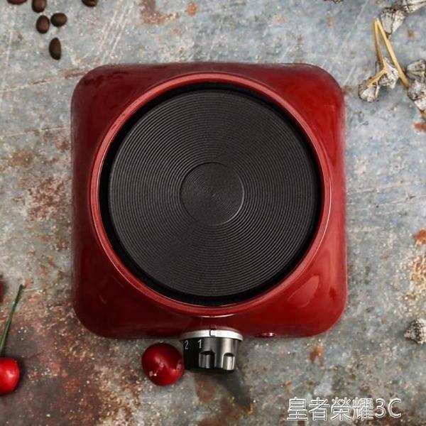 咖啡加熱爐 摩卡壺電爐煮咖啡壺的器具家用小電陶爐電熱加熱爐電磁爐咖啡爐YTL 免運