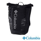 Columbia 25L雙肩風格後背包-黑色 UUU12130BK【GO WILD】