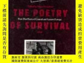 二手書博民逛書店The罕見Poetry Of Survival-生存之詩Y436638 Bertolt Brecht (A..