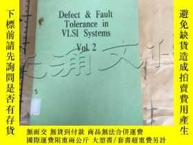 二手書博民逛書店Defect罕見and Fault Tolerance in V