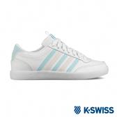 K-SWISS Court Lite CMF時尚運動鞋-女-白/粉綠/灰