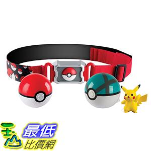 [美國直購] 神奇寶貝 精靈寶可夢周邊 Pokemon T18889D Clip N Carry Poke Ball Belt