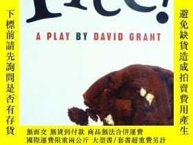 二手書博民逛書店英文原版罕見Free!A Play by David Grant