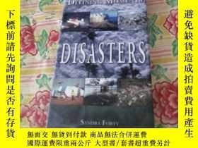 二手書博民逛書店DEFINING罕見MOMENTS DISASTERS【品如圖避