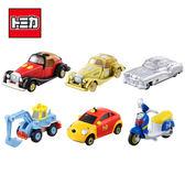 全套6款【日本正版】TOMICA 迪士尼 10周年 紀念車 玩具車 Disney Motors 多美小汽車 - 131908